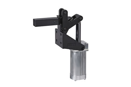 DE-STA-CO 868 Pneumatic Hold Down Action Clamp by De-Sta-Co