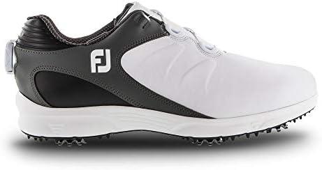ゴルフシューズ ARC XT Boa メンズ ホワイト/ブラック/グレー(19) 26 cm 3E 59744J