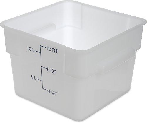 12 quart tub - 7