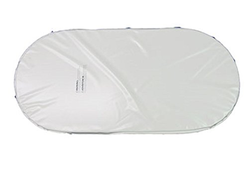 Fisher Price Soothing Motions Bassinet Replacement Mattress Pad (DPV71 & DPV72) (Fisherprice Bassinet)
