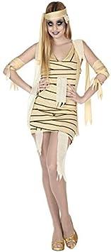 DISBACANAL Disfraz de Momia para Mujer - -, XL: Amazon.es ...