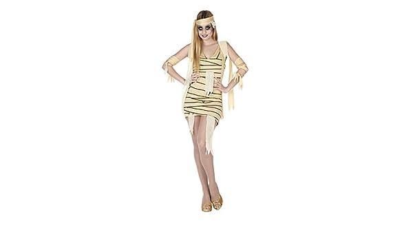 DISBACANAL Disfraz de Momia para Mujer - -, XS-S: Amazon.es ...