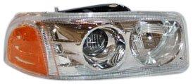 TYC 20-6859-00 GMC Passenger Side Headlight Assembly