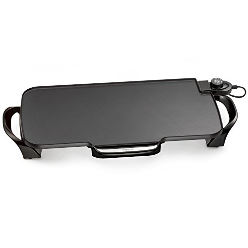 Presto 07061 22-inch Electric Griddle With Removable (Griddle Tray)