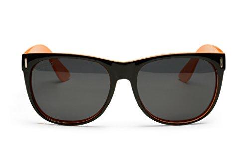 Unisex de de Gafas Toallita Incluye Catania Sol Occhiali UV400 Limpieza de Sol Gafas Funda Polarizadas y Y85FBqx6