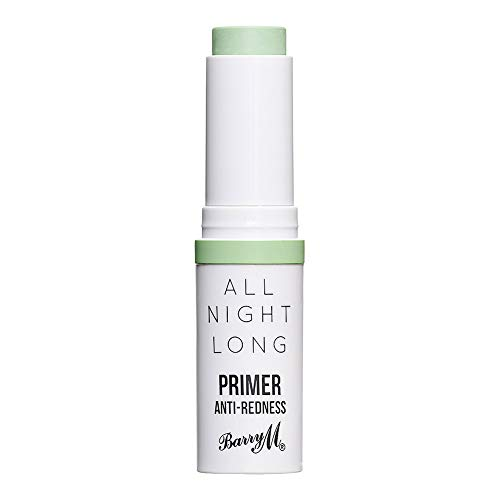 Barry M Cosmetics All Night Long Stick Primer, Anti Redness