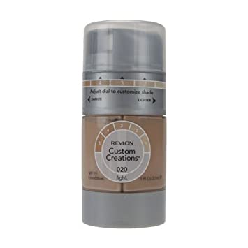 Revlon Custom Creations Foundation 020 Light
