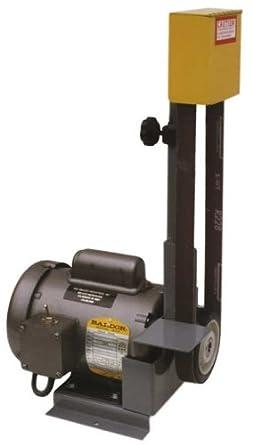 kalamazoo belt grinder. kalamazoo 1sm 1\u0026quot; belt sander, 32 lbs, 1725 rpm, 1/3 grinder ,