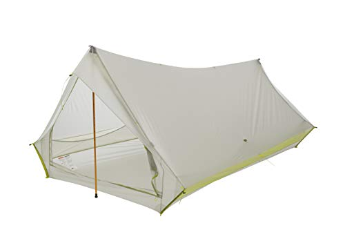 Big Agnes Scout 2 Platinum Crazylight Backpacking Tent, 2 Person, Gray