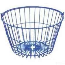 """Brower 215 Plastic Coated Egg Basket 14-1//2/"""""""