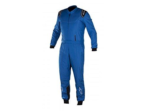 Alpinestars 3356017-70-54 K-MX 9 Suit, Blue, Size 54, CIK FIA Level 2, 3-Layer by Alpinestars