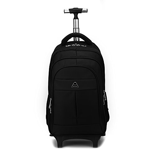 Little World IT Wheeled Backpack Lightweight Portable Car...