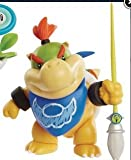World of Nintendo Bowser Jr. with Paint Brush Action Figure, 4'