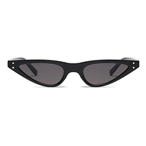 ojo de estilo sol de de Gafas vintage Vintage sol de gato UV400 C1 Highdas Gafas de F1wqgxF