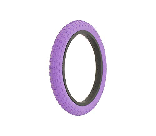 Purple Tire - Alta Bicycle Tire Duro 16