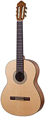 "Yamaha C40MII Guitarra Clásica Guitarra 4/4 de madera, 65 cm 25 9/16"", 6 cuerdas de nylon, Color Natural (Acabado mate): Amazon.es: Electrónica"