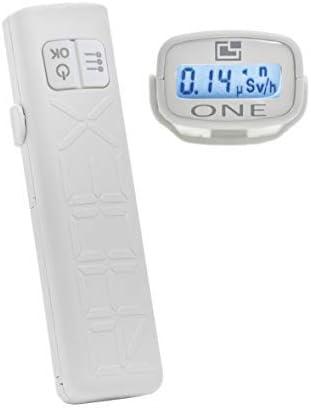 RADEX One–Dosímetro Compact Personal, contador Geiger, detector de radiación