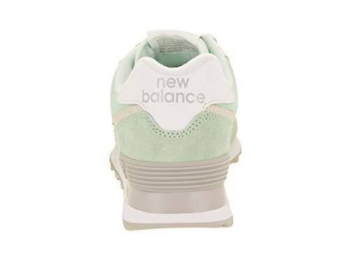 Tennis Balance Verde Donna 574v2 Scarpa New Da TnIWPq0v1w