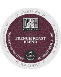 Diedrich Coffee French Roast Blend, Single Serve Coffee K-Cups, 48-Count For Brewers