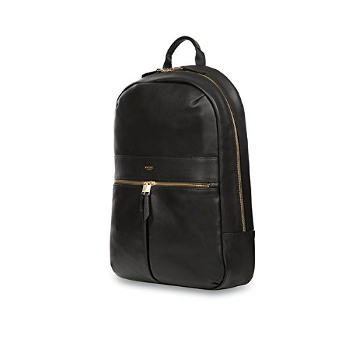 eae457d6289f Amazon.com: Knomo Luggage Women's Beaux Business Backpack, Black, One Size
