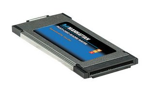 MANHATTAN PC CARD TO EXPRESSCARD ADAPTER DRIVERS FOR PC