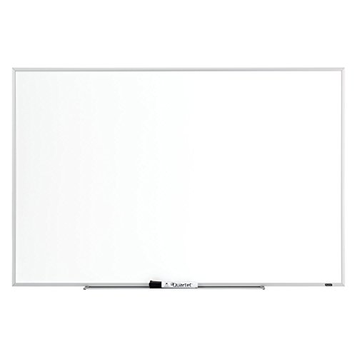 Quartet Dry-Erase Board, 2' x 3' Whiteboard, Aluminum Frame (75123) by Quartet