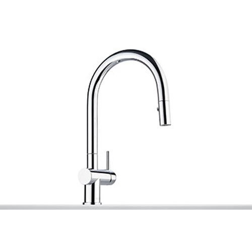 (Franke FF3900 Active-Plus Kitchen Faucet with Pull Out Spray)