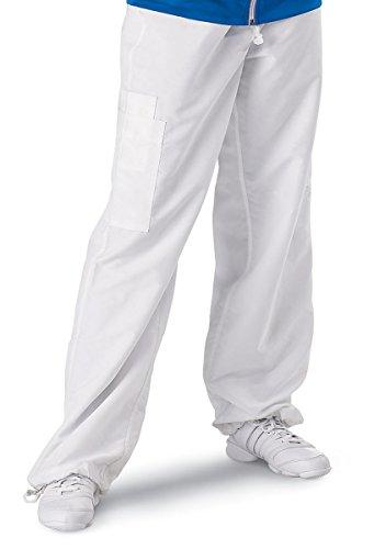 Balera Urban Groove Cargo Pants White Child Large by Balera