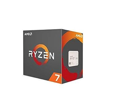 AMD YD180XBCAEWOF Ryzen 7 1800X Processor from AMD