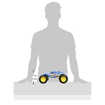 Maisto R/C 27 Mhz (3-Channel) Rock Crawler Extreme Radio Control Vehicle (Colors May Vary): Toys & Games
