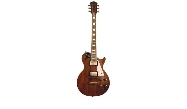 Axl Badwater Dual Pickup 1216 Guitarra Eléctrica, envejecido, color ...