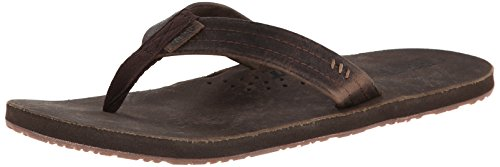 Reef Draftsmen Mens Leather Sandals | Bottle Opener Flip Flo