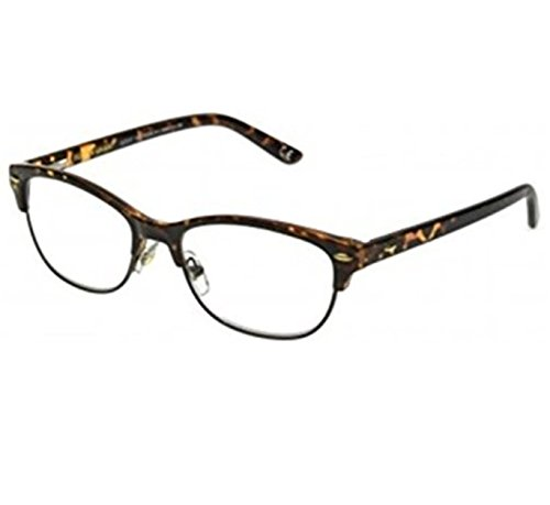 Foster Grant Cleo Women's Reading Glasses, Tortoise (+2.50)