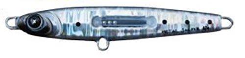 暴露する明るいペインルミカ(日本化学発光) メタルジグ エクストラーダ メタルジャッカー 約78mm 40g 銀シラス A21779 ルアー