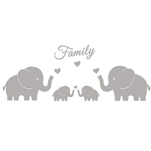 Elephants Family Parents Elephant Nursery