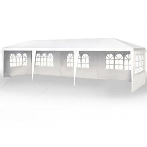 Party Wedding Tent Outdoor Gazebo Heavy Duty Pavilion Event with 10'x10' with 4 Sidewalls