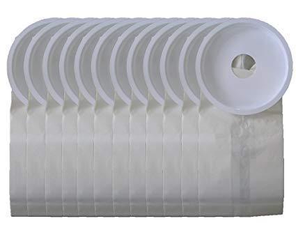 Airway Sanitizor Vacuum Bags, canister, A-144, 66, 77, 88 Sani-Clean, Centurion, Blue Wonder, Sanitizor mark vs Green Goddess, and Tom Gasko 80th Anniversary Signature Series Vacuum Clea