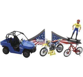 - New Ray Toys Nitro Circus Play Set