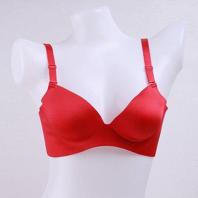 ZHFC-Lara diosa sujetador invisible, la correa del pecho de senos pequeños, strapless, vestido de novia, sujetador invisible B cup,