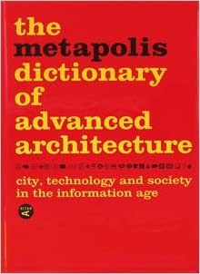 diccionario de arquitectura metapolis