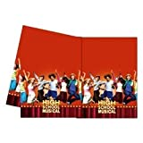 Novelties Direct High School Musical Plastic Tablecloth Pack of 1 by Novelties Direct