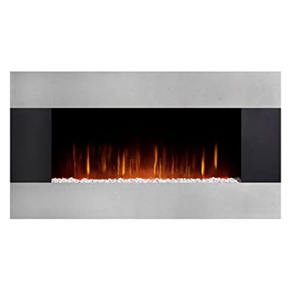 Astounding Amazon Com Witham Wall Mounted Electric Fireplace Garden Outdoor Wiring 101 Vihapipaaccommodationcom
