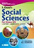 img - for S. Chand   s Social Sciences for Class-8 book / textbook / text book
