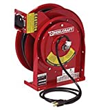 Reelcraft L 5700 Heavy Duty Cord Reel, 10 AWG/3 Conductors x 50', 30 AMP, Cord Not Included