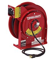 Reelcraft L-5000 10 AWG / 3 Cond x 50ft, 35 AMP, Without Cor