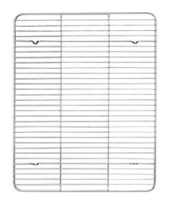 Amazon.com: Harold\'S Kitchen Cooling Rack Chrome 16-1/2\