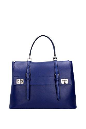 BN2790INCHIOSTRO Prada Hand Bags Women Leather Blue
