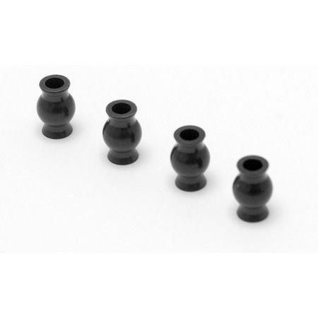 Losi Suspension Balls 6.8mm: 8B 2.0, ()