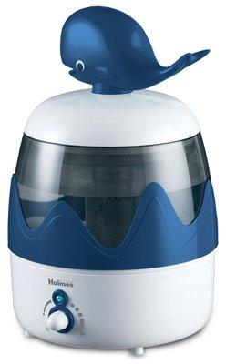 Jarden Consumer-Domestic HUL2622W-UM Kids' Ultrasonic Humidifier, Whale - Quantity 4