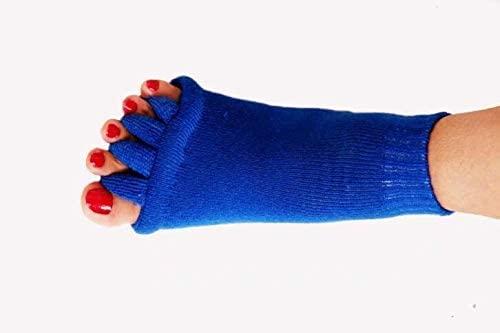 Bobopai Nutrition World 1 Pair Yoga Gym Massage Five Toe ...